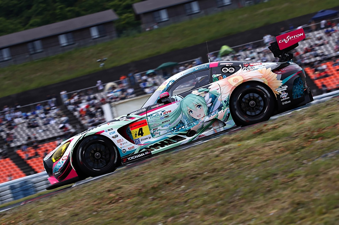 GOODSMILE RACING & TeamUKYO スーパーGT第3戦オートポリス レースレポート