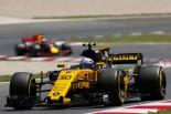 2017年F1スペインGP ジョリオン・パーマー(ルノー)