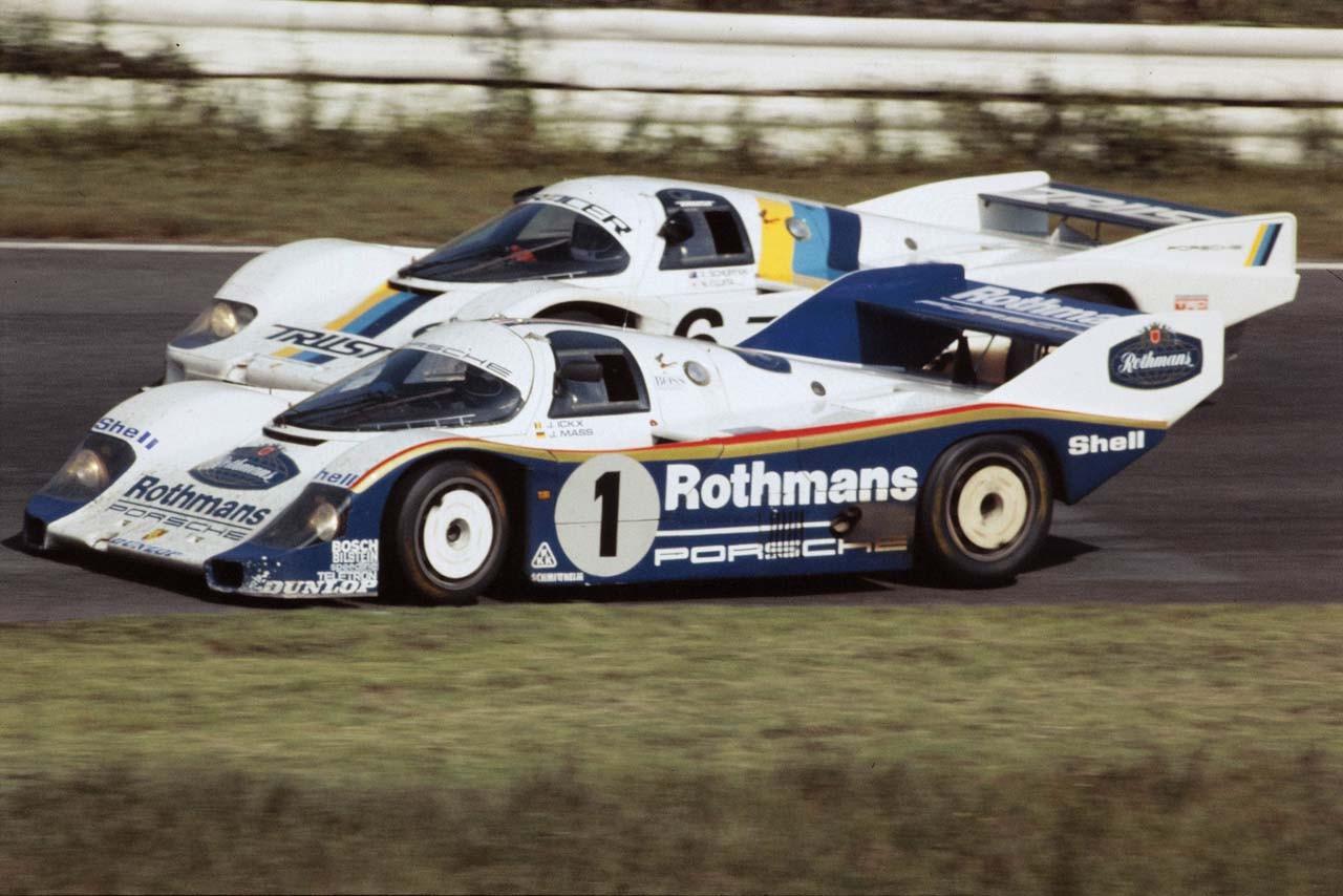ロスマンズ・ポルシェ956 – AUTO...