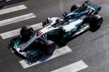 F1 | F1モナコGP FP1:トップはハミルトン、コンマ2秒差でベッテルが続く。復帰のバトンは14番手