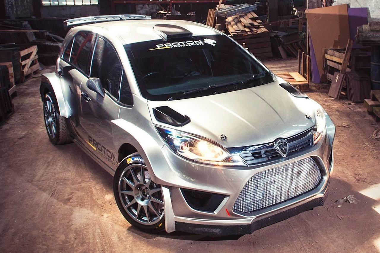 プロトンがラリー界に復帰。新型『アイリス』でR5マシン製作、WRC2投入へ