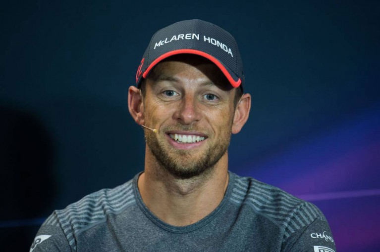 F1 | F1モナコGP水曜会見:すっかり愛犬家となっていたバトン、F1から離れても体力に一切の衰えなし