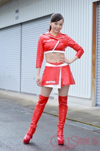 レースクイーン   川村直央(MOTUL Circuit Lady/2017SGT)