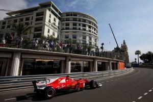 2017年F1第6戦モナコGP キミ・ライコネン