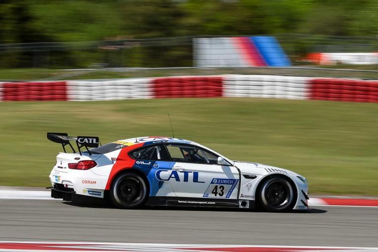 ル・マン/WEC   ニュル24時間:シュニッツァーのBMWが予選1回目最速。SP3Tはスバルとトヨタがワン・ツー