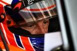 F1モナコGP初日を12番手で終えたジェンソン・バトン