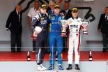 海外レース他 | 松下が3位表彰台【順位結果】FIA F2第3戦モナコ 決勝レース1