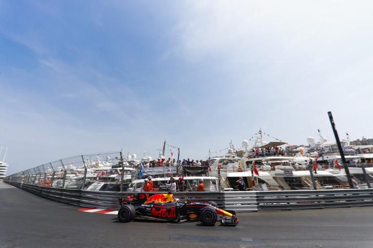 F1   リカルド「今年一番いい感触。メルセデスの低迷が本物ならうれしいね!」レッドブル F1モナコ木曜