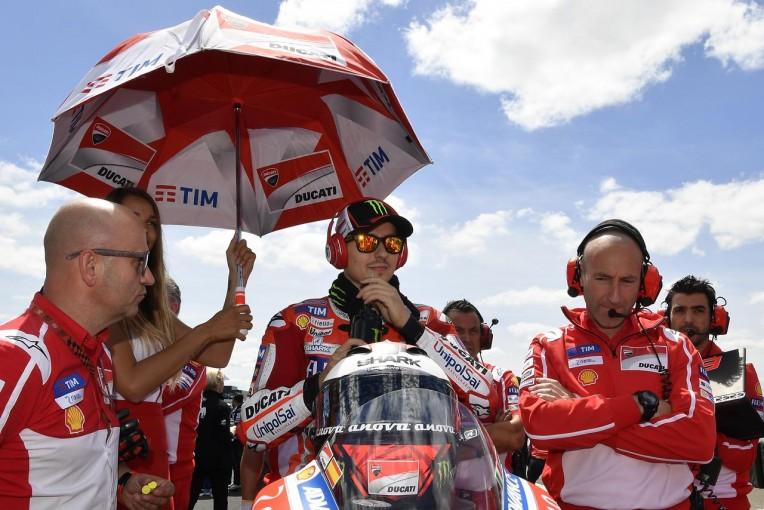 MotoGP | MotoGP:ホルヘ・ロレンソ、ル・マンでドゥカティの「難局」を救う