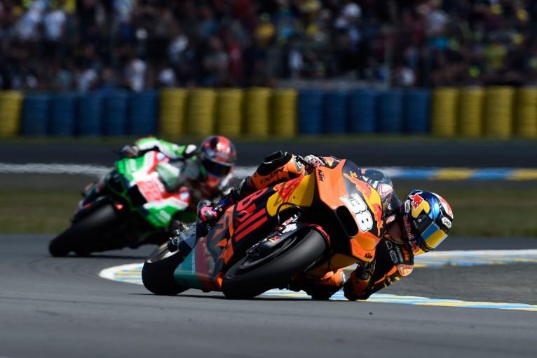 MotoGP | MotoGP:KTMのスミス、早い時期のポイント獲得は予想していなかったと語る