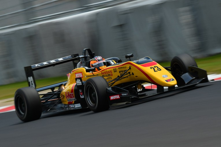 国内レース他 | 全日本F3岡山:予選は高星とパロウがポールポジションを分け合う