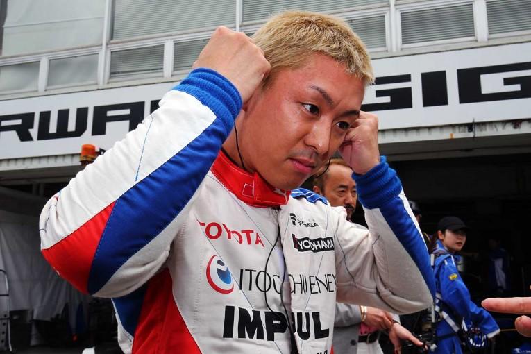 スーパーフォーミュラ | SF岡山予選1:関口雄飛が圧巻の0.6秒差ポール。トラフィック避けた戦略も奏功