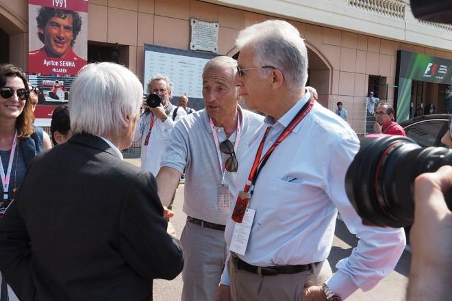 F1モナコGP現地情報 1回目