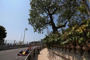 F1モナコGP ダニエル・リカルド