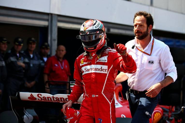 F1 | F1モナコGP予選:キミがPPを獲得、フェラーリがフロントロウ独占。ハミルトンは黄旗に阻まれQ2落ち