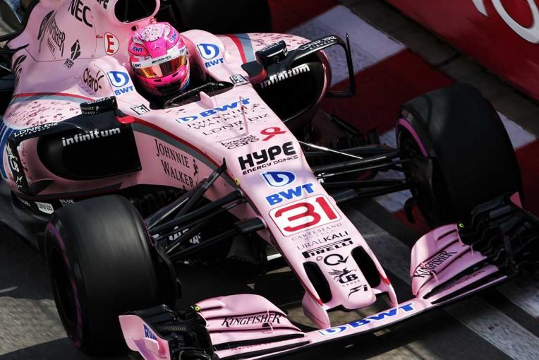 F1 | 【動画】オコン、シケイン出口でクラッシュ/F1モナコGPフリー走行3回目