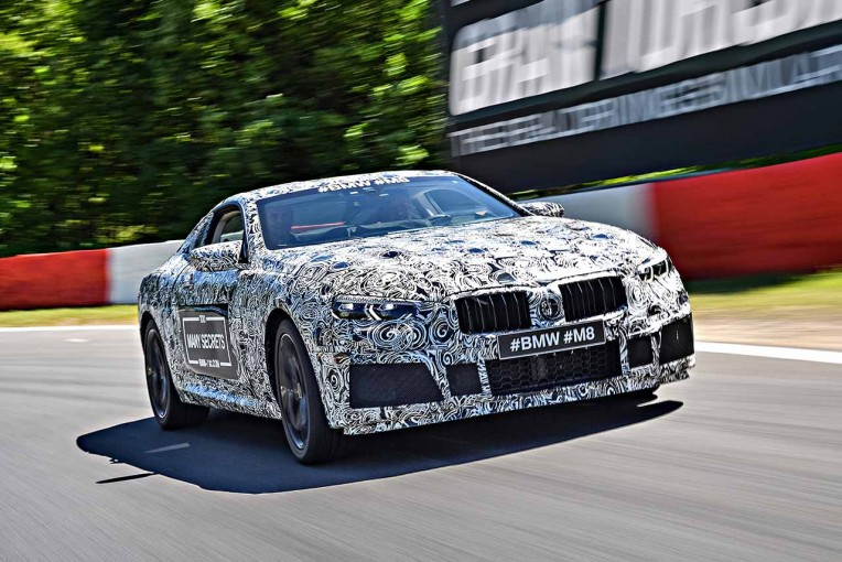 ル・マン/WEC | BMW、2018年WECに新型M8ベースマシンを投入。6月中にシェイクダウン