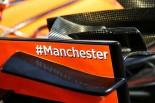 マンチェスターでの犠牲者に哀悼の意を示すマクラーレン