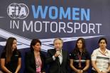 WOMEN IN MOTORSPORTの活動