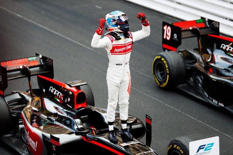 海外レース他   【順位結果】FIA F2第3戦モナコ 決勝レース2