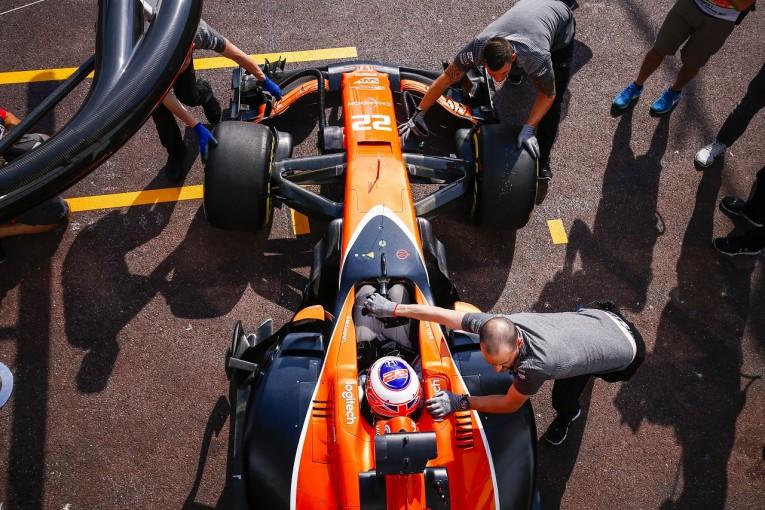 F1 | ホンダF1、バトンのパワーユニットトラブルを説明。耐久性の乏しさは「受け入れられない」レベルと認める