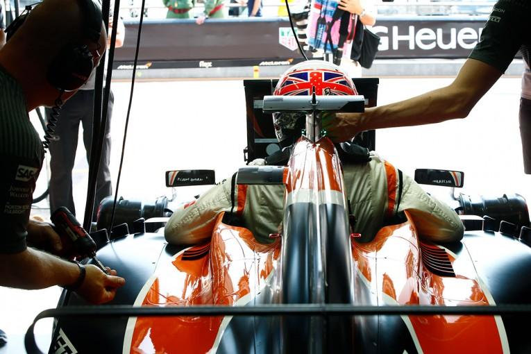 F1   【バトン F1モナコ密着】純粋に予選アタックを堪能し、「本当に楽しかった」と満足気