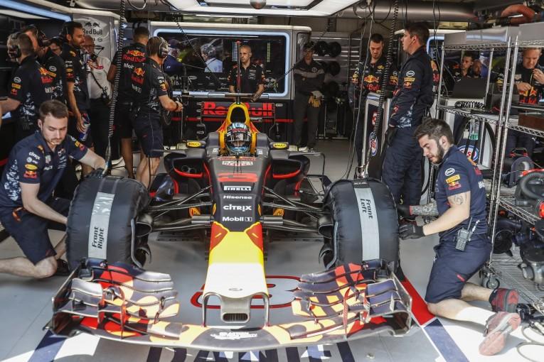 F1   リカルド「モナコで絶対あってはならない愚かなミスを、チームはなぜ犯したのか?」レッドブル F1土曜