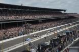 海外レース他 | 第101回インディ500:アロンソがトップに浮上もディクソンの大クラッシュで55周目に一時中断