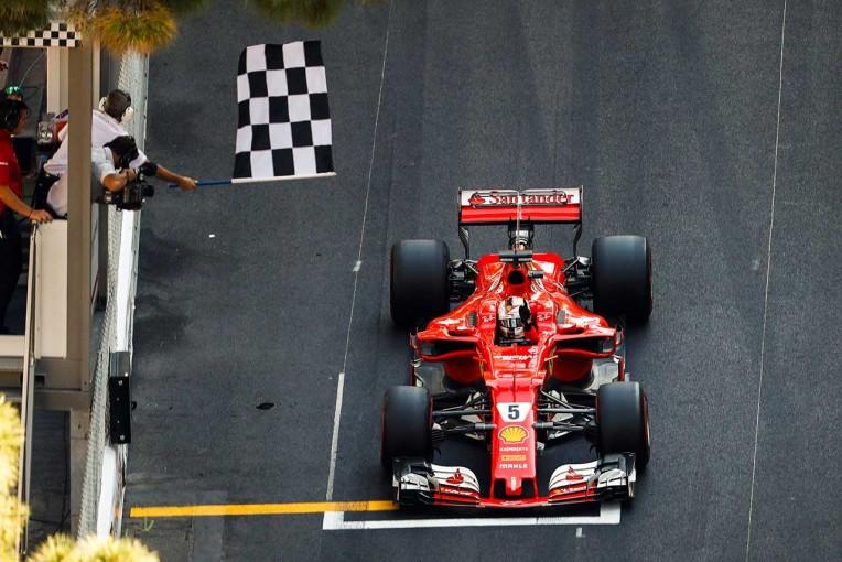 F1 | 【順位結果】F1第6戦モナコGP 決勝