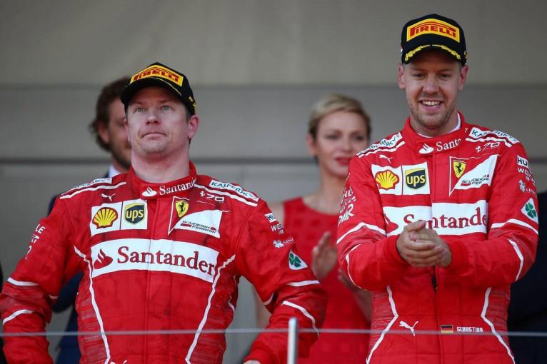 F1 | F1モナコGP決勝:ピット戦略で明暗、ベッテルが逆転し今季3勝目。マクラーレンは全滅