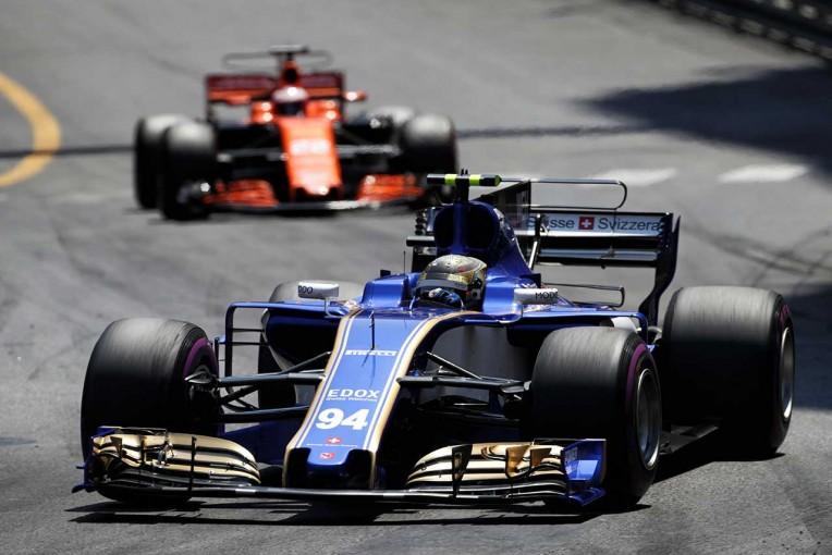 F1 | 【動画】ウェーレインがあわや大惨事の横転/F1第6戦モナコGP決勝