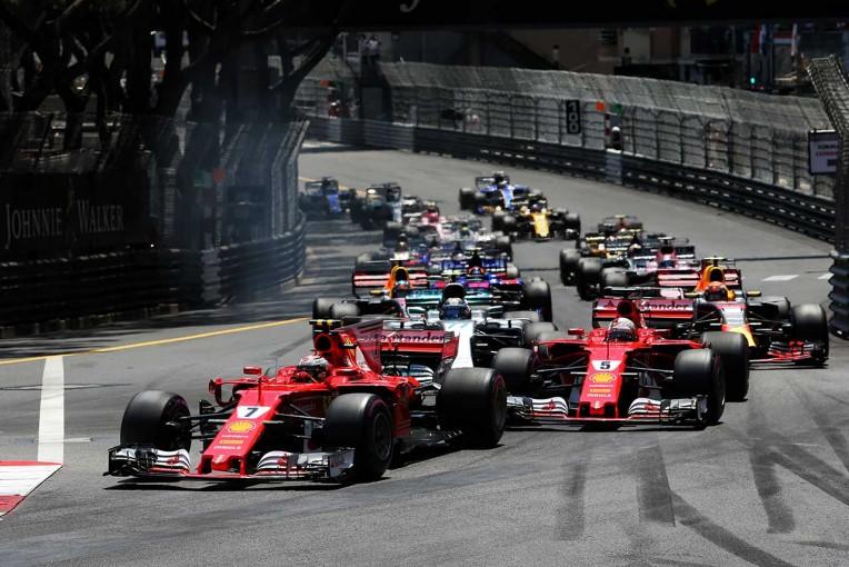 F1 | 2017年F1第6戦モナコGP:フォトギャラリー