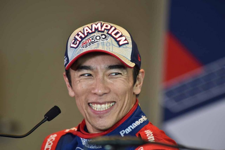 海外レース他 | 日本人初の偉業を成し遂げた佐藤琢磨、「インディ500制覇は12歳の時から夢見てきたこと」