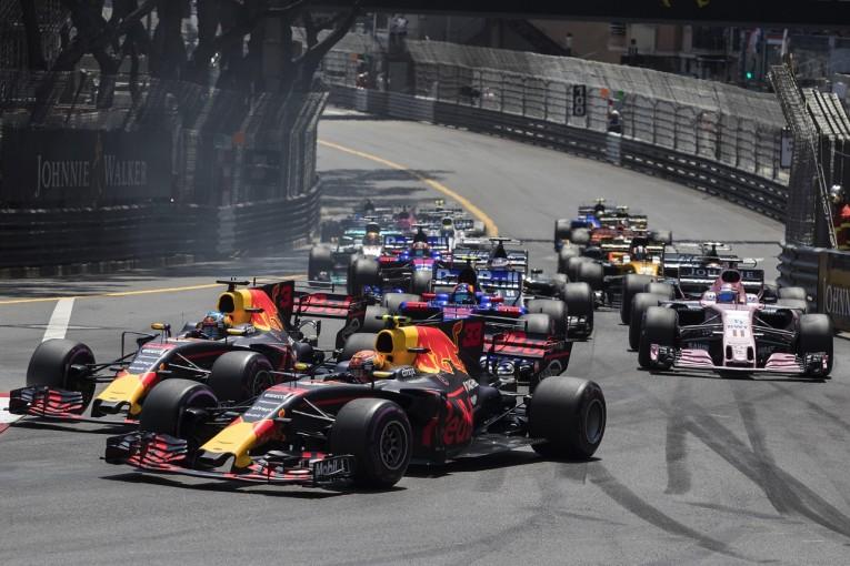 F1 | フェルスタッペン「今日は表彰台に上れたはずなのに。戦略を誤ると挽回は不可能」レッドブルF1モナコ日曜