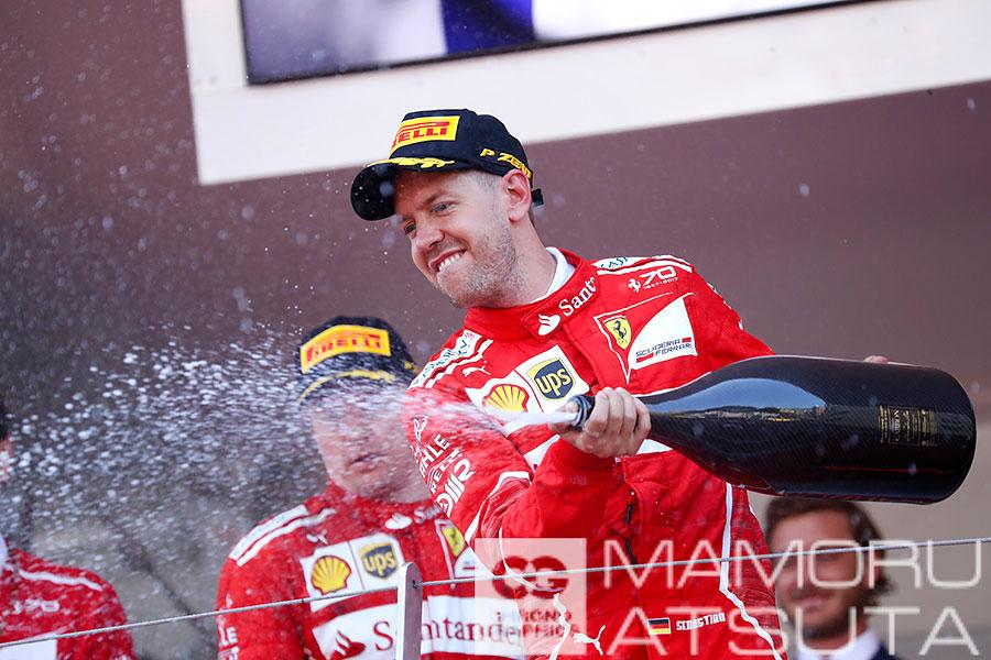 Shots! F1モナコGP 日曜日_2