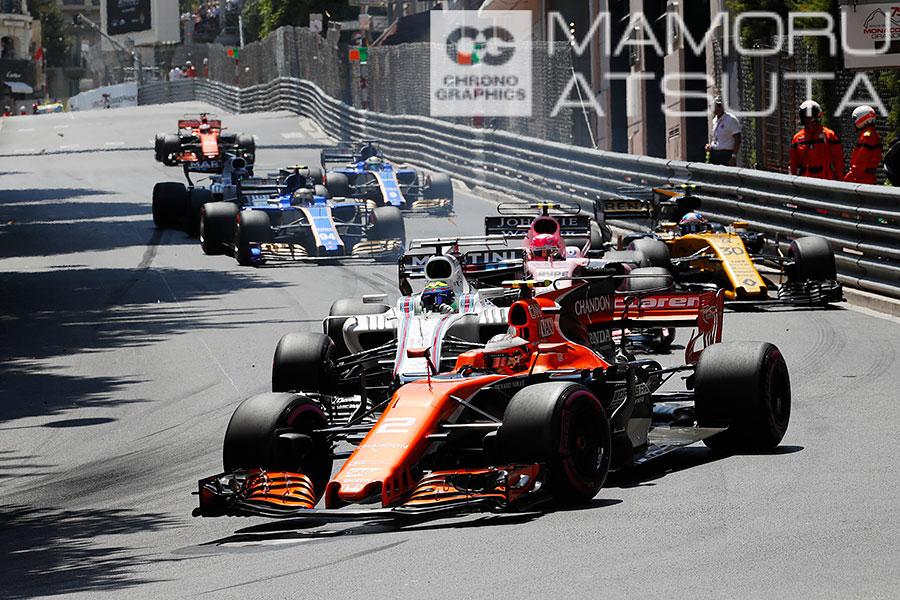 Shots! F1モナコGP 日曜日_7
