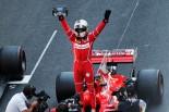 2017年F1第6戦モナコGP セバスチャン・ベッテル(フェラーリ) が優勝