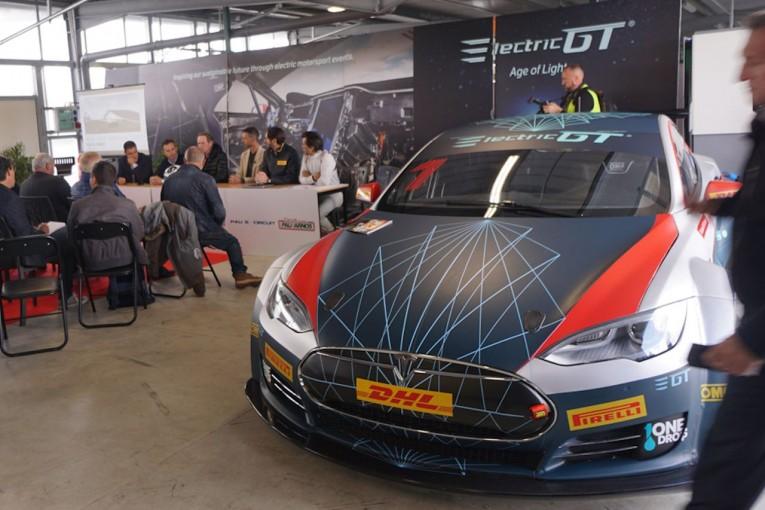 """海外レース他   EGT電気自動車GT選手権が新HQを開設。""""E-サーキット""""構想も発表"""