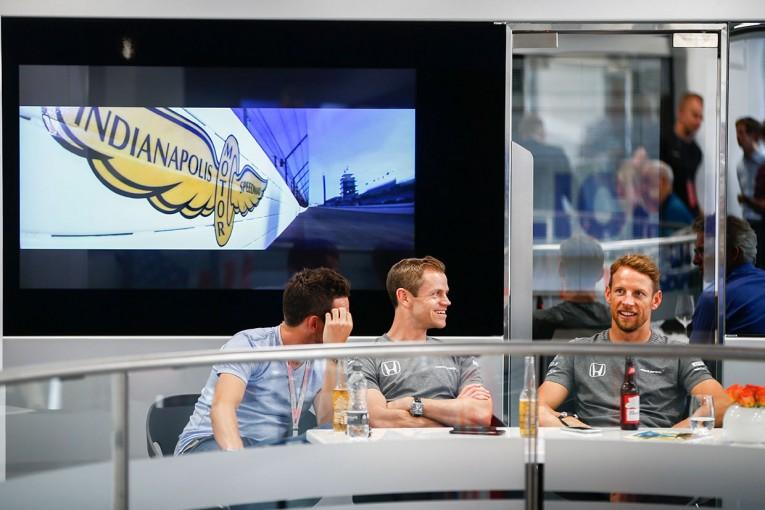 F1   【バトン F1モナコ密着】接触リタイアに悔しさも、バトン「いい思い出がたくさんできたよ」