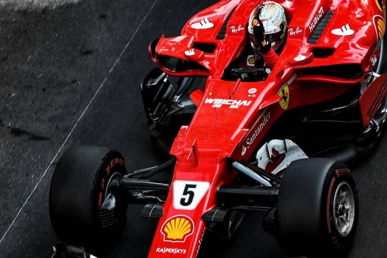 F1   復活の跳ね馬、16年ぶりのモナコ完全勝利も、悔しさいっぱいのキミ【今宮純の視点】