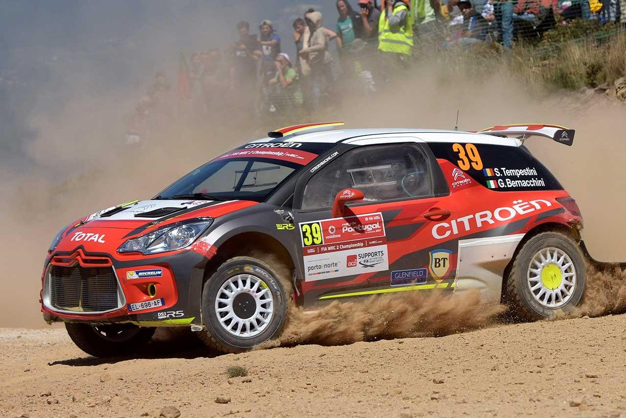 WRC:シトロエン、C3ベースのR5マシン製作へ。2018年の実戦投入目指す