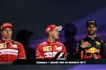 F1 | F1第6戦モナコGP決勝トップ10ドライバーコメント