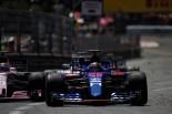 F1 | クビアト「ペレスが僕に向かってきてレースを台無しにした!」:トロロッソ F1モナコ日曜