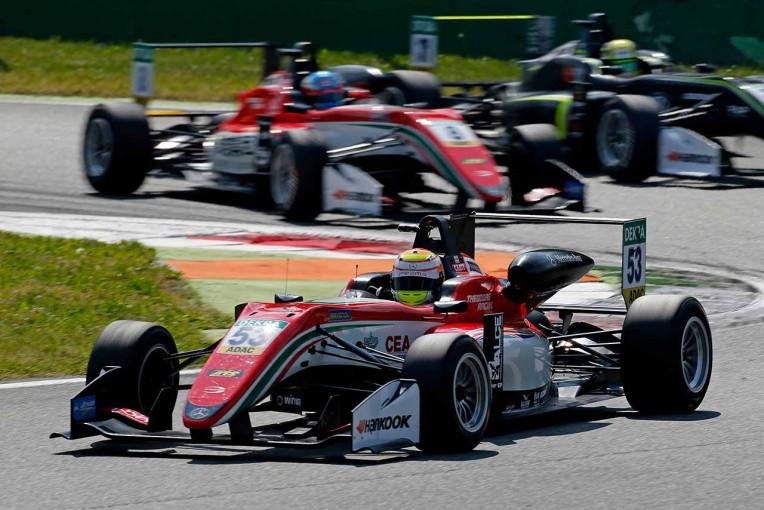 海外レース他 | レース3はアイロットが制す。3レースとも異なるウイナーに/【順位結果】FIAヨーロピアンF3モンツァ レース3