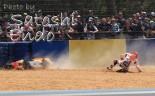 モタスポブログ | MotoGP現地トピックス:ル・マンの3コーナーと相性が悪かったホンダのマルケス