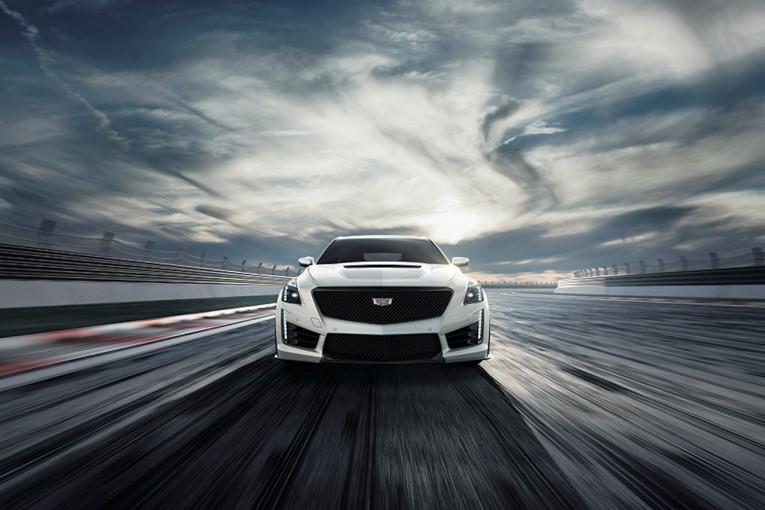 クルマ   モータースポーツ直系の高性能版『キャデラックCTS-V』に初の限定車が登場