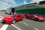 モタスポブログ | 【ル・マン現地ルポ1回目】走行距離85km、お値段2億ユーロのフェラーリ288 GTOがお目見え