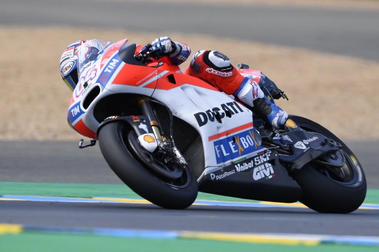 MotoGP   MotoGP:ドビジオーゾ「ドゥカティにとってムジェロは特別なレース」