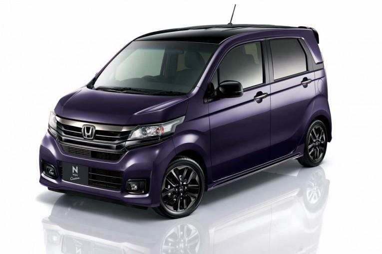 クルマ | ホンダ、鈴鹿の名を冠す『N-WGN』SSシリーズに装備充実の特装車、新色追加