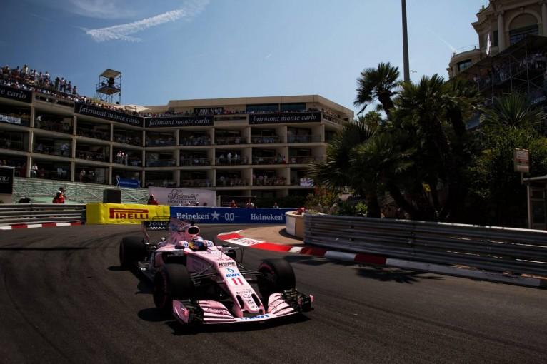 F1 | クビアトと衝突したペレスは「無謀ではない」とフォース・インディアF1が擁護